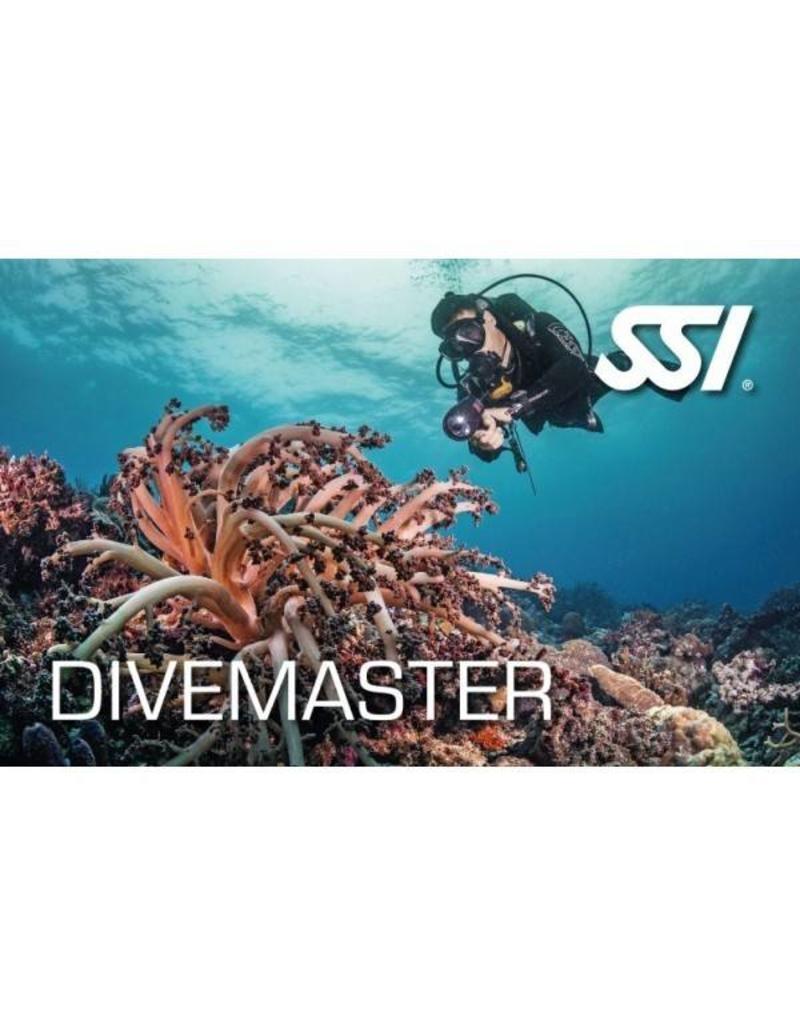 72 Aquatics SSI Divemaster Course 2021 (Academics , Pool, Materials)