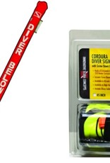 Innovative Scuba Concepts Deluxe 6-Foot Cordura Signal Tube