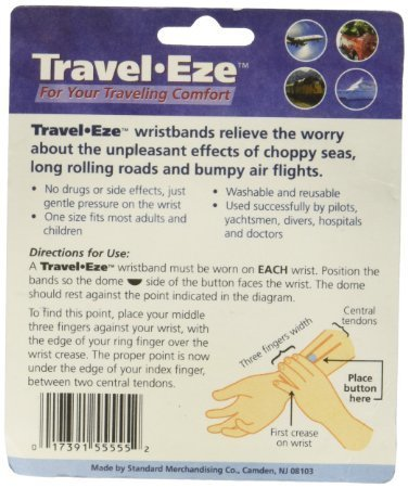 Innovative Scuba Concepts Travel Ease Motion Band