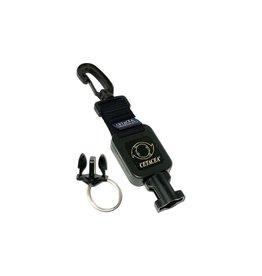 Cetacea BC Clip Mini Ret. w/Split Ring HF