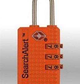Trident Search Alert TSA Travel Lock