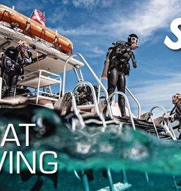 72 Aquatics Boat Diving Class