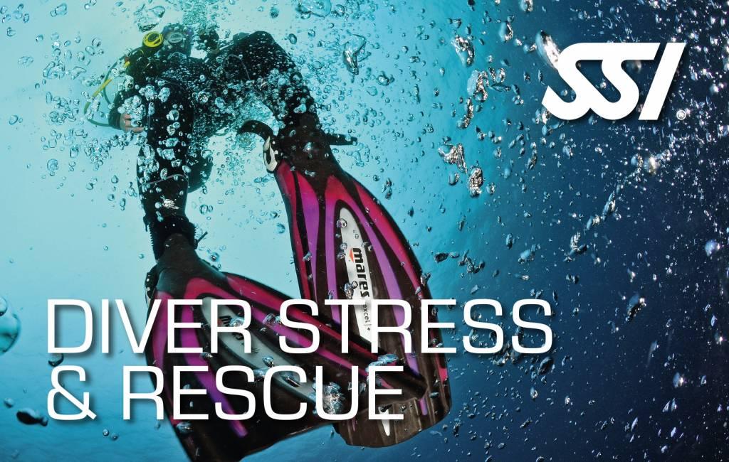 72 Aquatics Stress & Rescue Class
