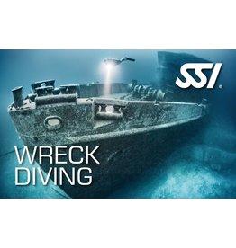 72 Aquatics Wreck Diving Class
