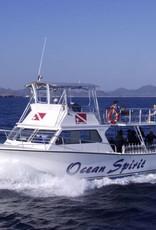 72 Aquatics San Carlos - 3 Day Package