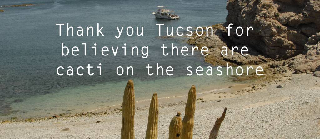 Thank You Tucson!