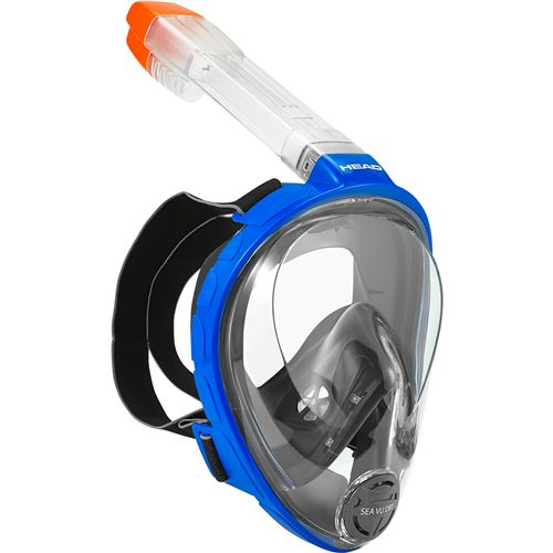 Head Head Sea Vu Dry Full Face Snorkeling Mask
