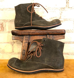 Cydwoq Boxer Olive Leather Boot