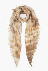Chan Luu Tie Dye Cashmere/Silk Scarf