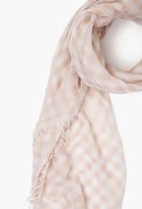 Chan Luu Patterned Cashmere/Silk Scarf
