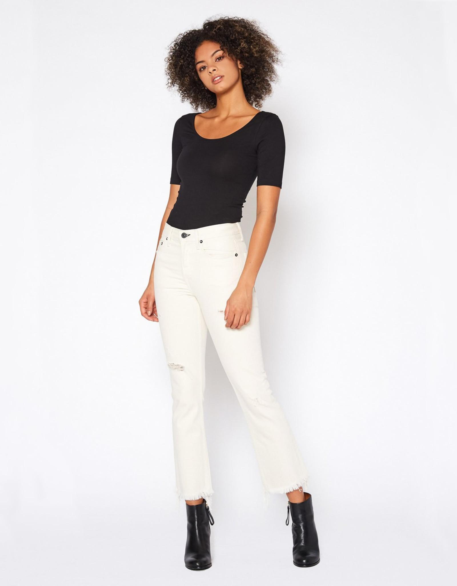 NOEND Bone Farrah Kick Flare Jeans