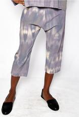 Uzi NYC Desert Dye Coarse Cotton Pants