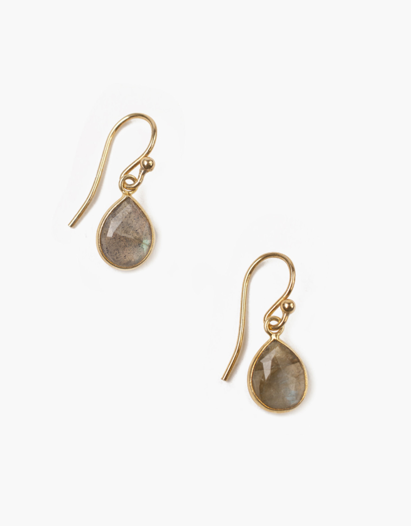 Chan Luu Labradorite Drop Earrings