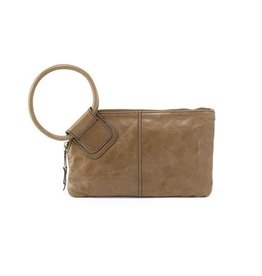 hobo Sable Wristlet - Mink