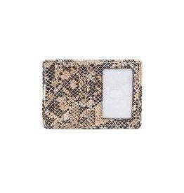 hobo Euro Slide Card Wallet - Liquid Snake