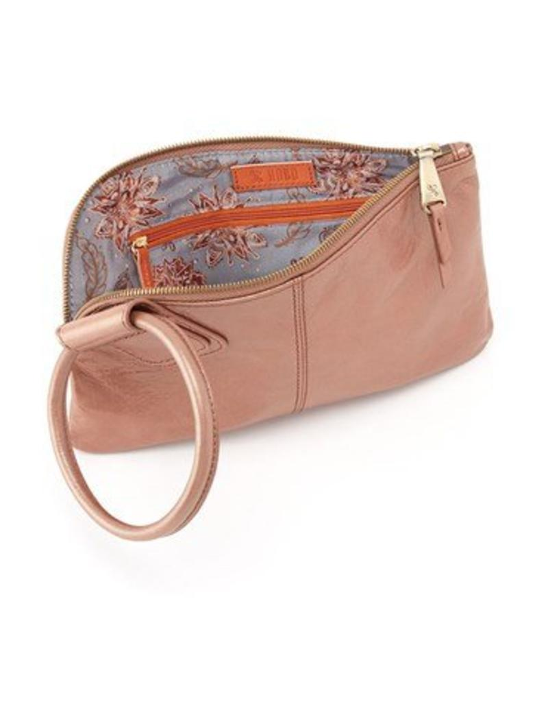 hobo Sable Wristlet - Cameo