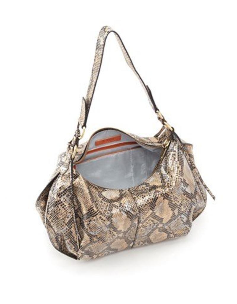 hobo Lennox Shoulder Bag - Liquid Snake