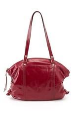 hobo Flourish Shoulder Bag - Ruby