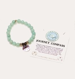 T Jazelle Apatite Journey Compass Bracelet