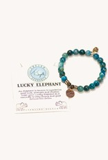 T Jazelle Arctic Apatite Elephant Bracelet