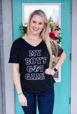 Boy's Got Game Tee
