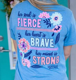 Jadelynn Brooke Her Soul Is Fierce Tee