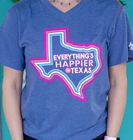 Jadelynn Brooke Happier In Texas Tee