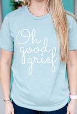 Stated Apparel Oh Good Grief Tee