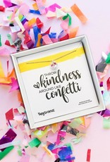 SHINElife Kindness Like Confetti Necklace