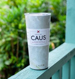 Caus Caus Tumbler Cream Marble