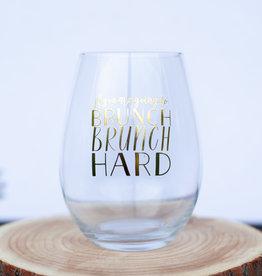 Mudpie Brunch Hard Stemless Wine