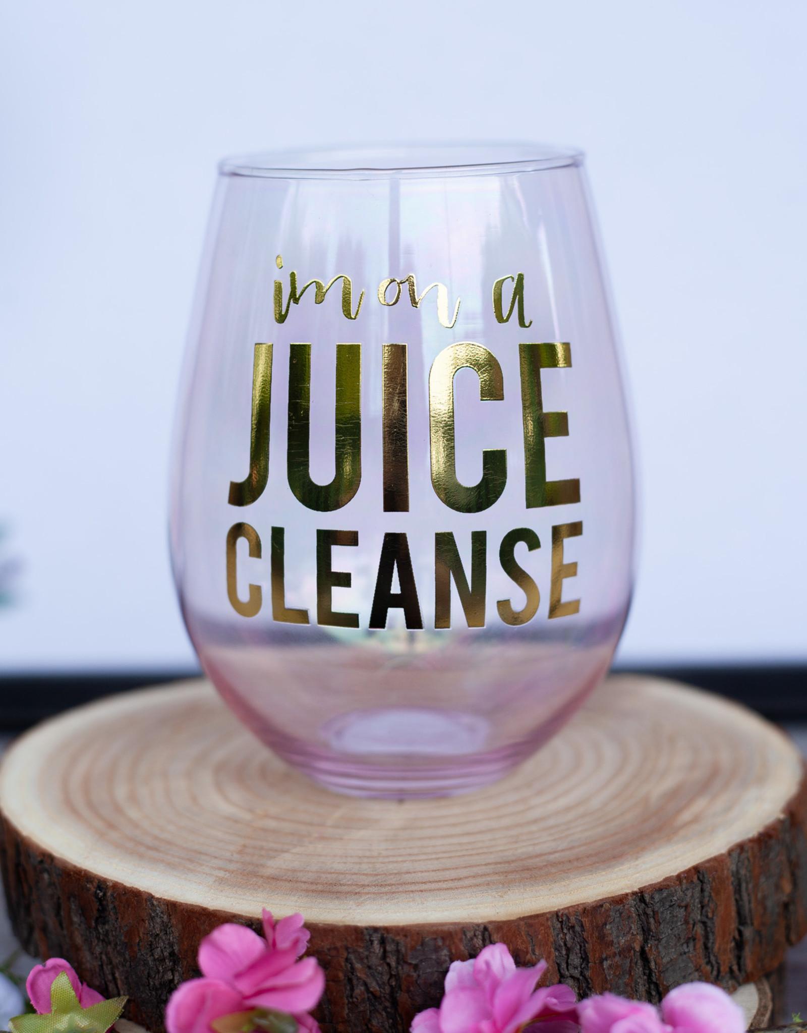 30oz Juice Cleanse Wine