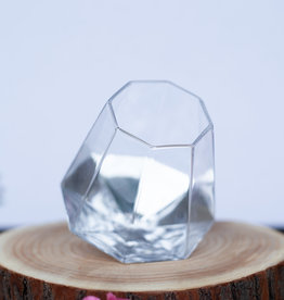 Diamond Glass - Silver