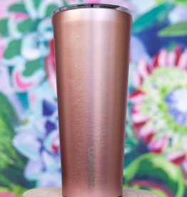 corkcicle 24oz Tumbler - Rose Metallic
