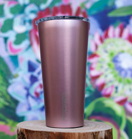 corkcicle 16oz Tumbler - Rose Metallic