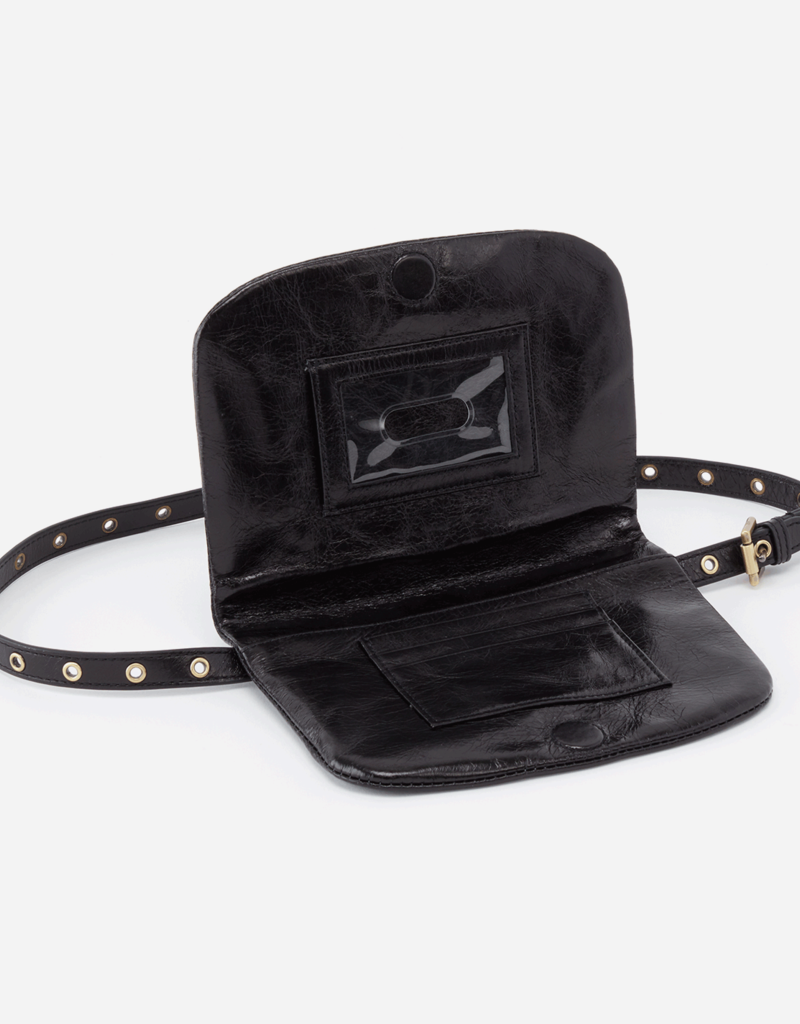 hobo Saunter Belt Bag - Black