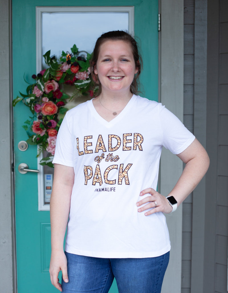 Things She Loves Leader Of The Pack Tee