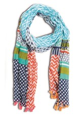 Scarf & Towel Bag Set