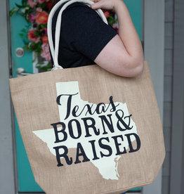 Mudpie Texas Tote