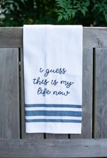 Ever Ellis My Life Tea Towel