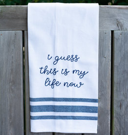 Ever Ellis My Life Tea Towel