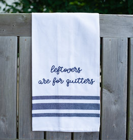Ever Ellis Leftovers Tea Towel