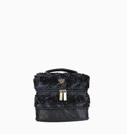 purseN Tiara Weekender Jewelry Case - French Rose