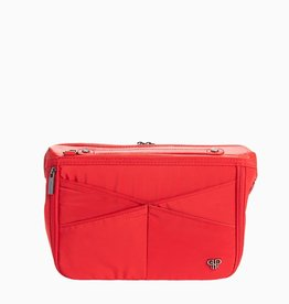 purseN LittBag Handbag Organizer - Red/Stripe