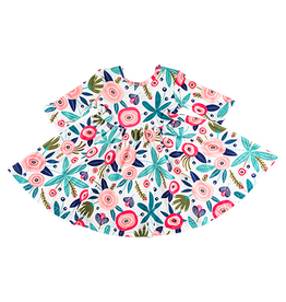 Mila & Rose Blossom Twirl Dress