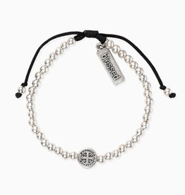 my saint my hero Mantra of Love Bracelet