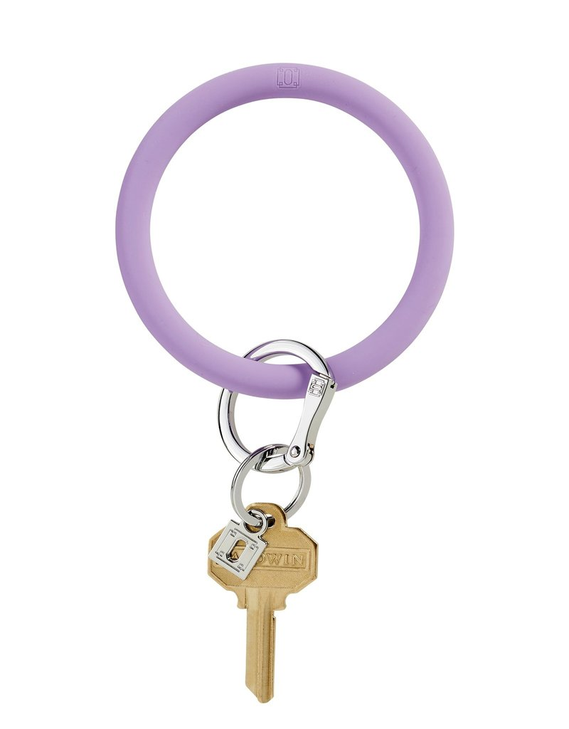 O Venture Silicone O-Ring Lilac In the Cabana