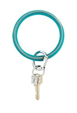 O-Venture Leather O-Ring Oceanside Smooth
