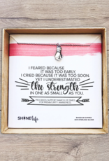 SHINElife Fight Like A Preemie Necklace