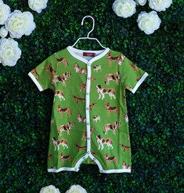 Milkbarn Green Dog Shortall